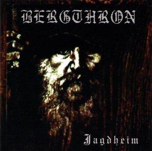 Bergthron - Jagdheim (CD)