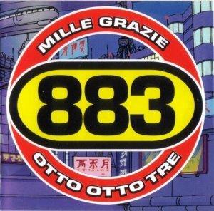 883 - Mille Grazie (CD)