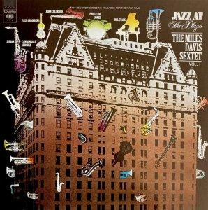 The Miles Davis Sextet - Jazz At The Plaza Volume 1 (LP)