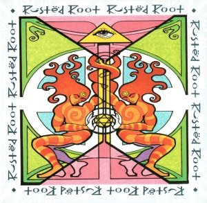 Rusted Root - Rusted Root (CD)