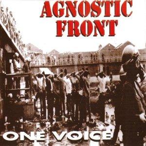 Agnostic Front - One Voice (CD)