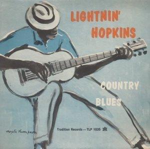 Lightnin' Hopkins - Country Blues (LP)