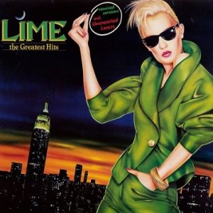 Lime - The Greatest Hits (LP)