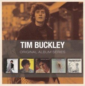 Tim Buckley - Original Album Series (5CD)
