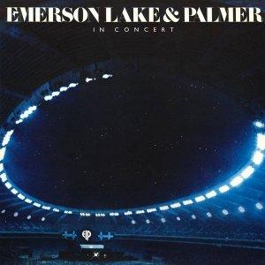 Emerson, Lake & Palmer - In Concert (LP)