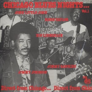Chicago Blues Nights Vol. 1 (LP)