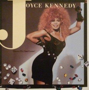 Joyce Kennedy - Wanna Play Your Game! (LP)