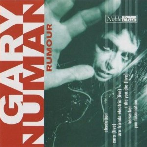 Gary Numan - Rumour (CD)