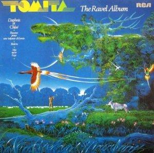 Tomita - The Ravel Album (LP)