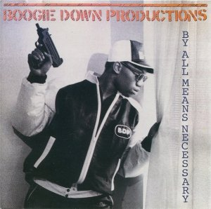 Boogie Down Productions - By All Means Necessary (CD)
