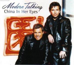 Modern Talking - China In Her Eyes (Maxi-CD)