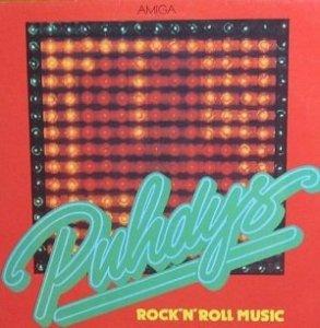 Puhdys - Rock'N'Roll Music (LP)