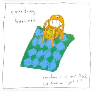 Courtney Barnett - Sometimes I Sit And Think, And Sometimes I Just Sit (CD)