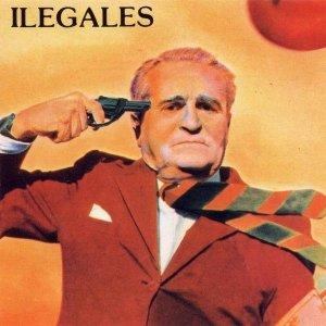 Ilegales - Ilegales (LP)