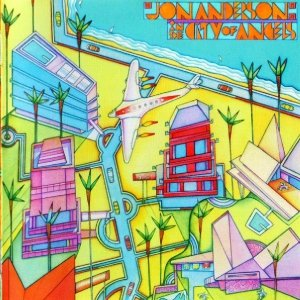 Jon Anderson - In The City Of Angels (LP)