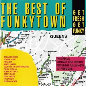 The Best Of Funkytown (CD)