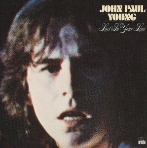 John Paul Young - Lost In Your Love (LP)