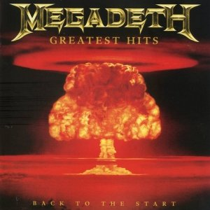 Megadeth - Greatest Hits: Back To The Start (CD)