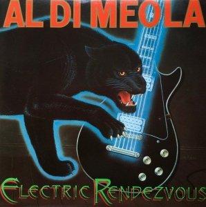 Al Di Meola - Electric Rendezvous (LP)