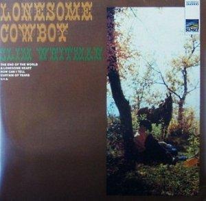 Slim Whitman - Lonesome Cowboy (LP)