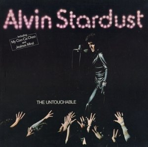 Alvin Stardust - The Untouchable (LP)