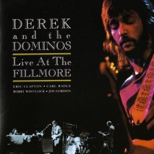 Derek And The Dominos - Live At The Fillmore (2CD)