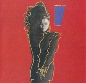 Janet Jackson - Control (LP)