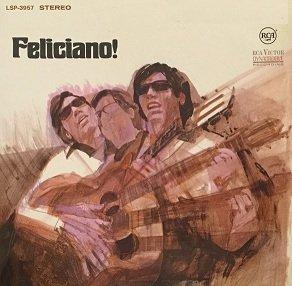 José Feliciano - Feliciano! (LP)