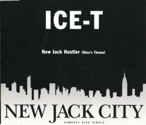 Ice-T - New Jack Hustler (Nino's Theme) (Maxi-CD)