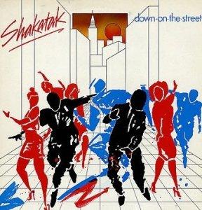 Shakatak - Down On The Street (LP)