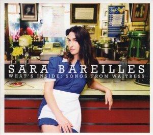 Sara Bareilles - What's Inside: Songs From Waitress (CD)