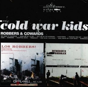 Cold War Kids - Robbers & Cowards (CD)
