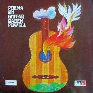 Baden Powell - Poema On Guitar (LP)