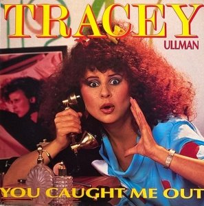 Tracey Ullman - You Caught Me Out (LP)