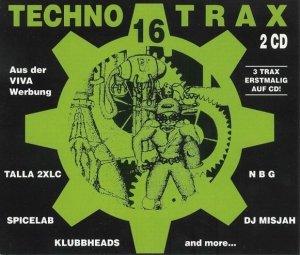 Techno Trax Vol. 16 (2CD)