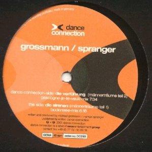 Grossmann / Spranger - Männerträume Teil 1+2 (12'')