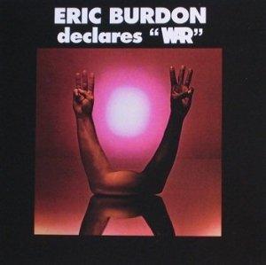 Eric Burdon & War - Eric Burdon Declares War (CD)