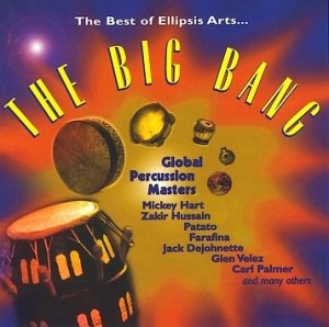 The Big Bang: The Best Of Ellipsis Arts... (CD)
