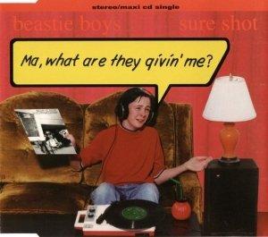 Beastie Boys - Sure Shot (Maxi-CD)