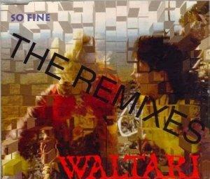 Waltari - So Fine (The Remixes) (Maxi-CD)