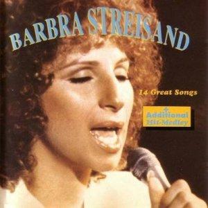 Barbra Streisand - 14 Great Songs (+ Additional Hit-Medley) (CD)