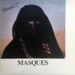 Brand X - Masques (LP)