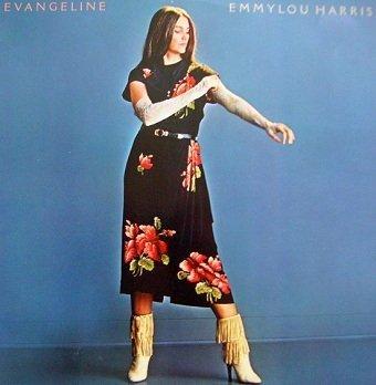 Emmylou Harris - Evangeline (LP)