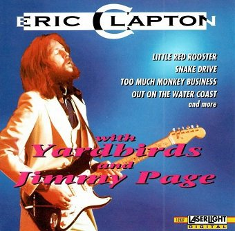 Eric Clapton - With Yardbirds And Jimmy Page (CD)