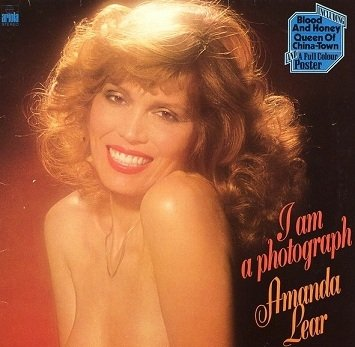Amanda Lear - I Am A Photograph (LP)