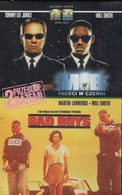 Faceci w czerni (VHS)