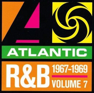 Atlantic R&B 1947-1974 - Volume 7: 1967-1969 (CD)