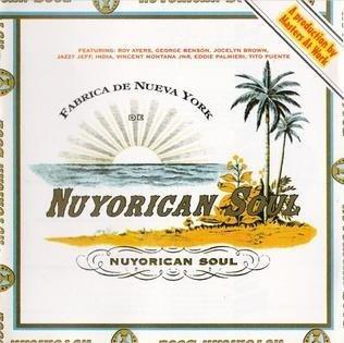Nuyorican Soul - Nuyorican Soul (2CD)