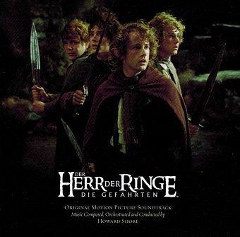 Howard Shore - Der Herr Der Ringe: Die Gefährten (Original Motion Picture Soundtrack) (CD)