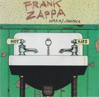Frank Zappa - Waka / Jawaka (CD)